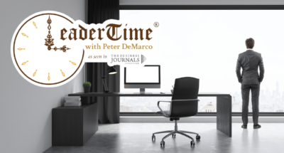 Peter DeMarco's LeaderTime article, 3 ways to let your conscience be your guide