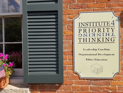 Priority Thinking Outside Office in Pittsford New York for Home Page