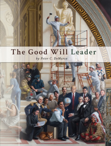 The Good Will Leader Book Cover