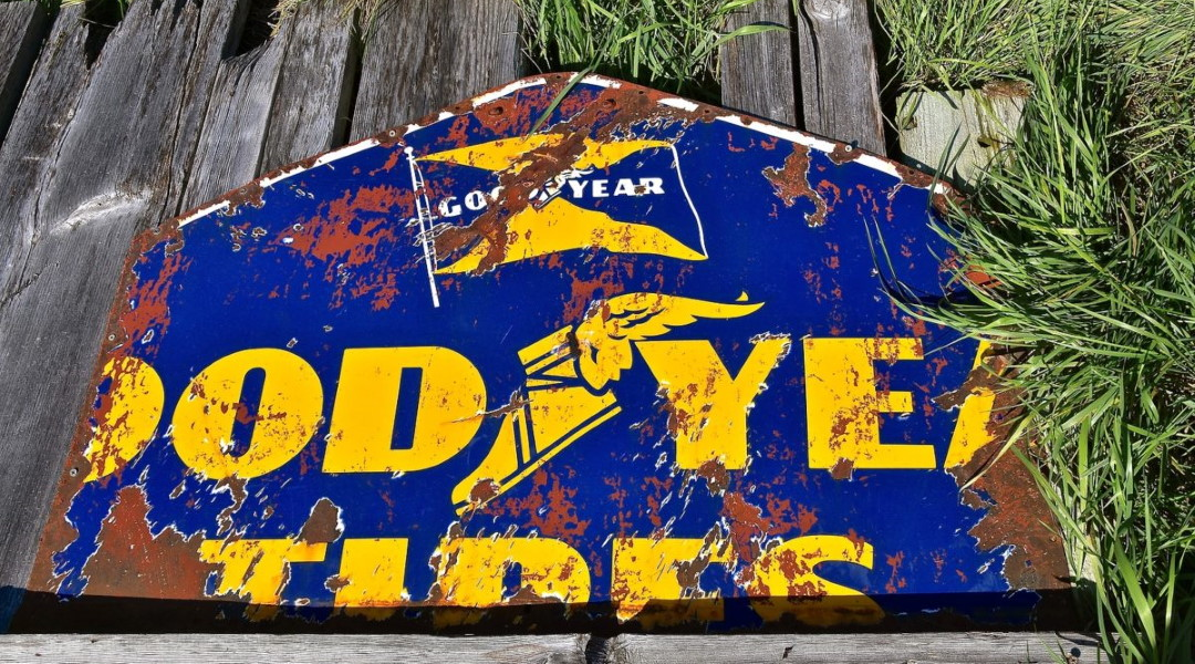 Goodyear's Bad Day with Political Correctness