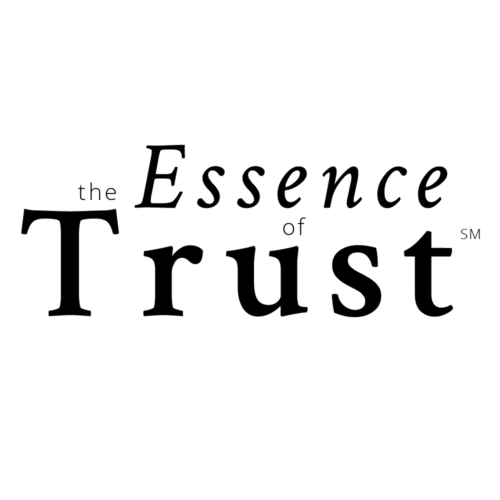 Essence of Trust Organizational Development Program Logo