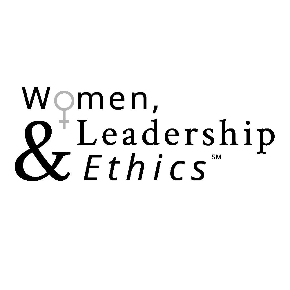 Women Leadership & Ethics Ethics Education Program Logo